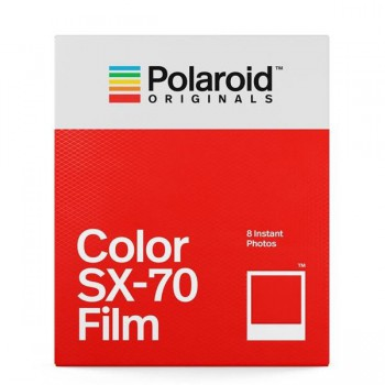 Polaroid Color Flim voor SX-70