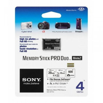 Sony Memory Stick Pro Duo 2 GB