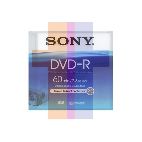 Sony DVD-R 60 min / 2.8 Gb