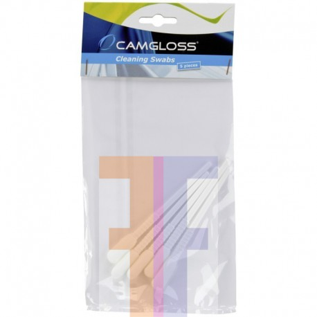 camgloss cleaning swabs