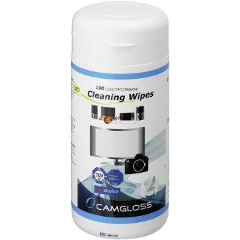 camgloss cleaning wipes