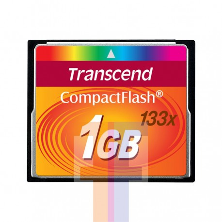 Transcend Compact Flash Card
